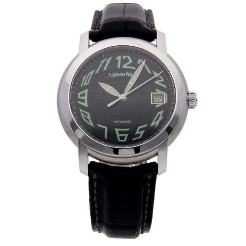 "Fake Watches For Sale Audemars Piguet Jules Audemars ""Globe"" 15120bc.Oo.A002cr.02"