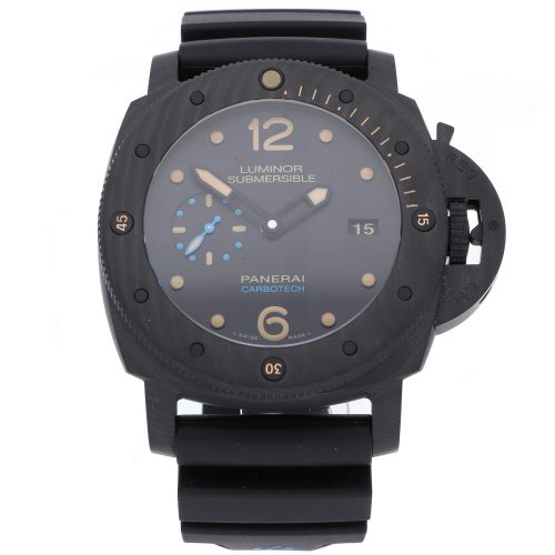 Panerai Watch Replica Panerai Luminor Submersible 1950 Carbotech Pam 616
