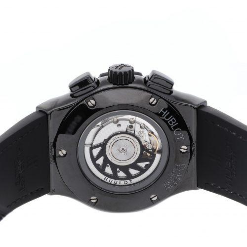 "Fake Hublot Watches Hublot ""Black Magic"" Classic Fusion Chronograph 521.Cm.1770.Rx"