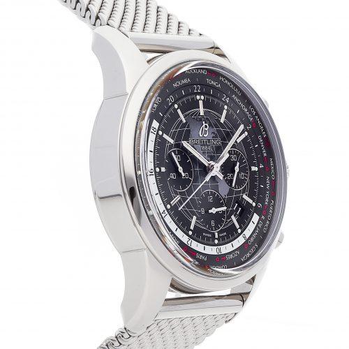 Fake Watch Breitling Transocean Chronograph Unitime Ab0510u4/Be84