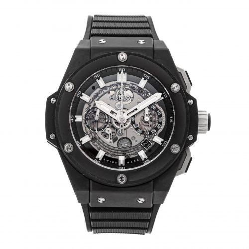 Replica Hublot Watches Hublot King Power Unico Black Magic 701.Ci.0170.Rx
