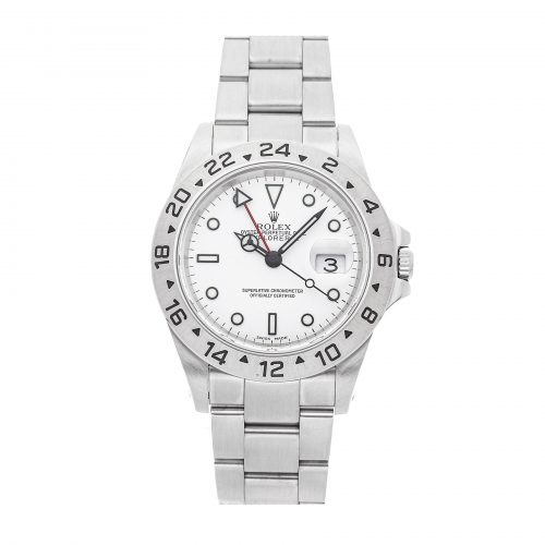 The Best Replica Watches In The World Rolex Explorer Ii 16570 40mm White Dial