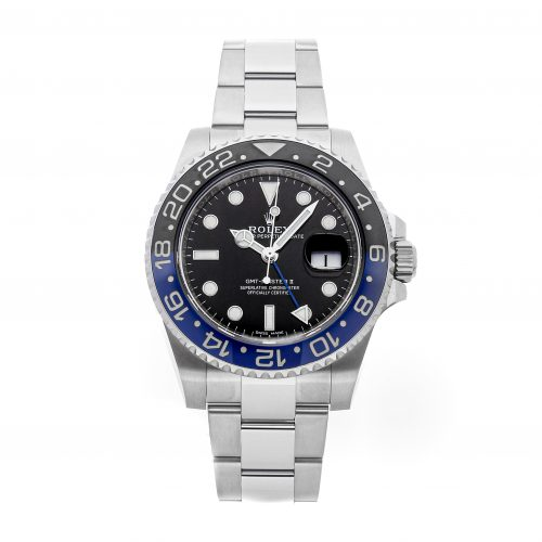 Who Sells The Best Replica Watches Rolex Gmt-master Ii 116710blnr 40mm Black Dial