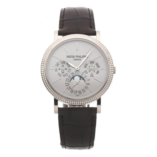 Patek Watch Replica Patek Philippe Grand Complications Perpetual Calendar 5139g-001