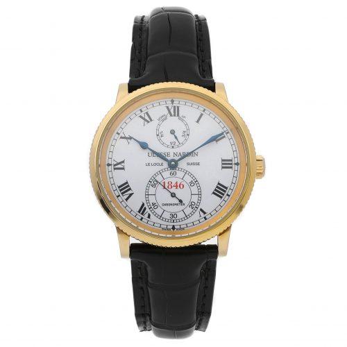 Watch Replica Ulysse Nardin Marine 150th Limited Edition 266-22