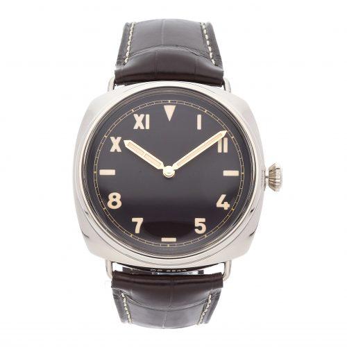 Replica Panerai Watches Panerai Radiomir 3-days Oro Bianco Pam 376