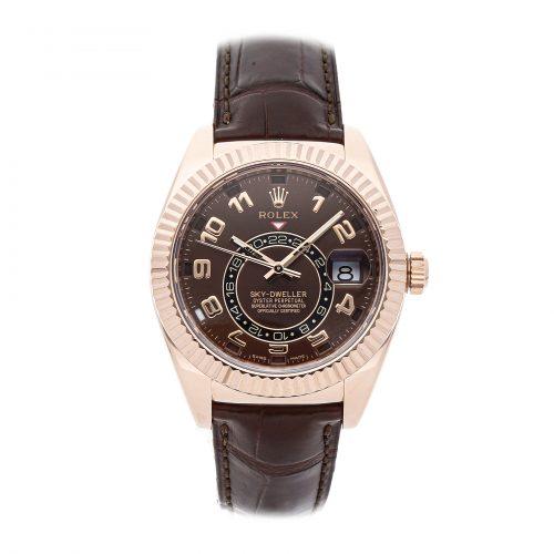 Buy Fake Rolex Rolex Oyster Perpetual Sky-dweller 326135