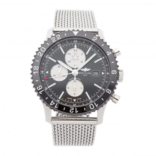 Replica Luxury Watches Breitling Chronoliner Y2431012/Be10