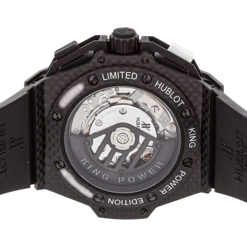 Replica Hubolt Hublot King Power Juventus Limited Edition 716.Qx.1121.Vr.Juv13