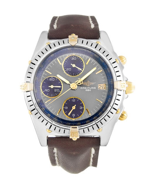 Breitling Chronomat B13047 Mens 38 Mm Steel & Yellow Gold Case Automatic Movement – iapac.to