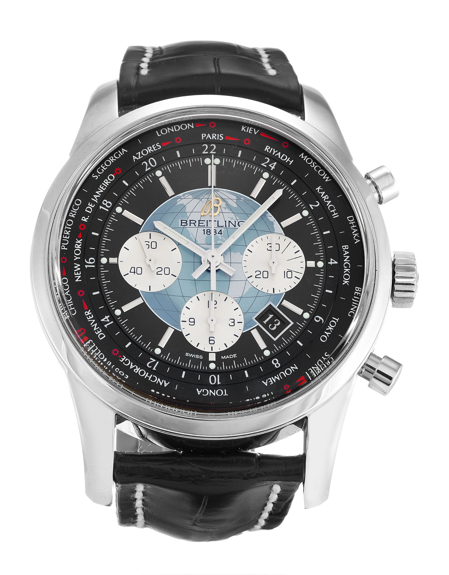 Breitling Transocean Chronograph Ab0510 Mens 46 Mm Steel Case Quartz Movement – iapac.to