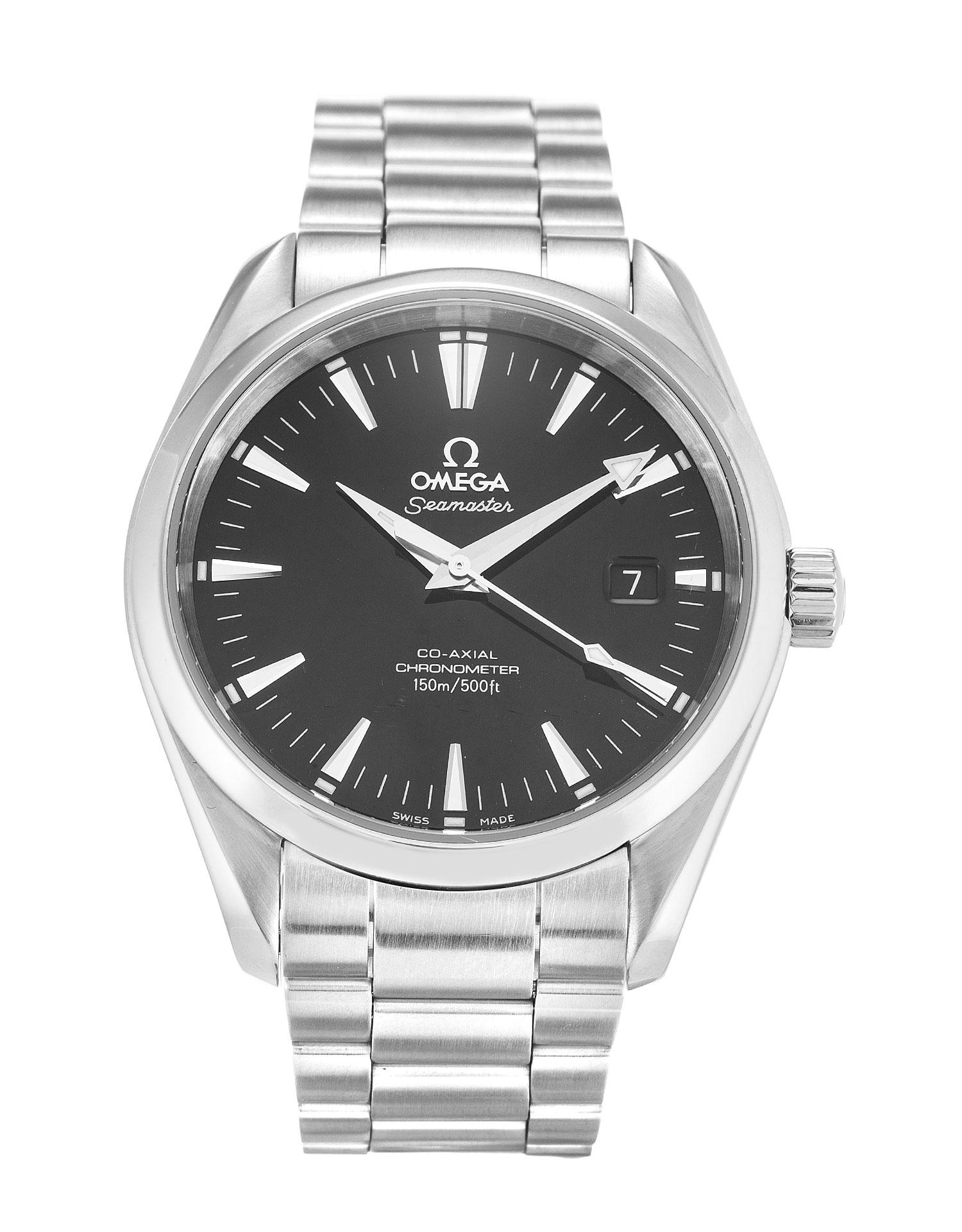 Omega Aqua Terra 150m Gents 2503.50.00 Mens 39.2 Mm Steel Case Automatic Co-axial Movement – iapac.to