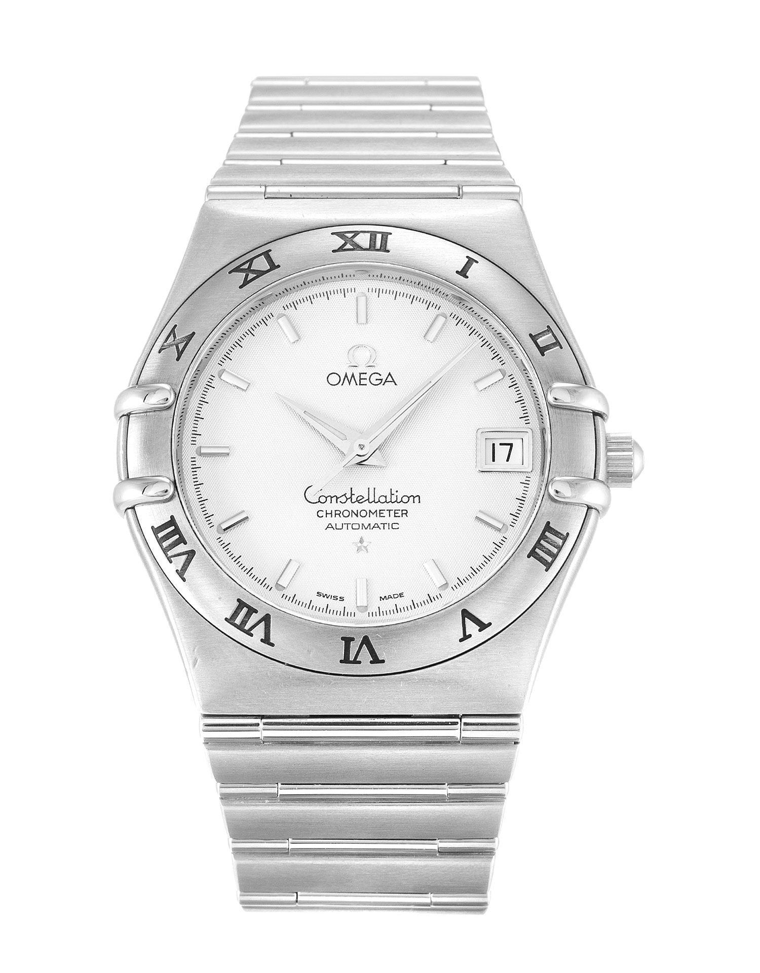 Omega Constellation 1502.30.00 Mens 35.5 Mm Steel Case Automatic Movement – iapac.to