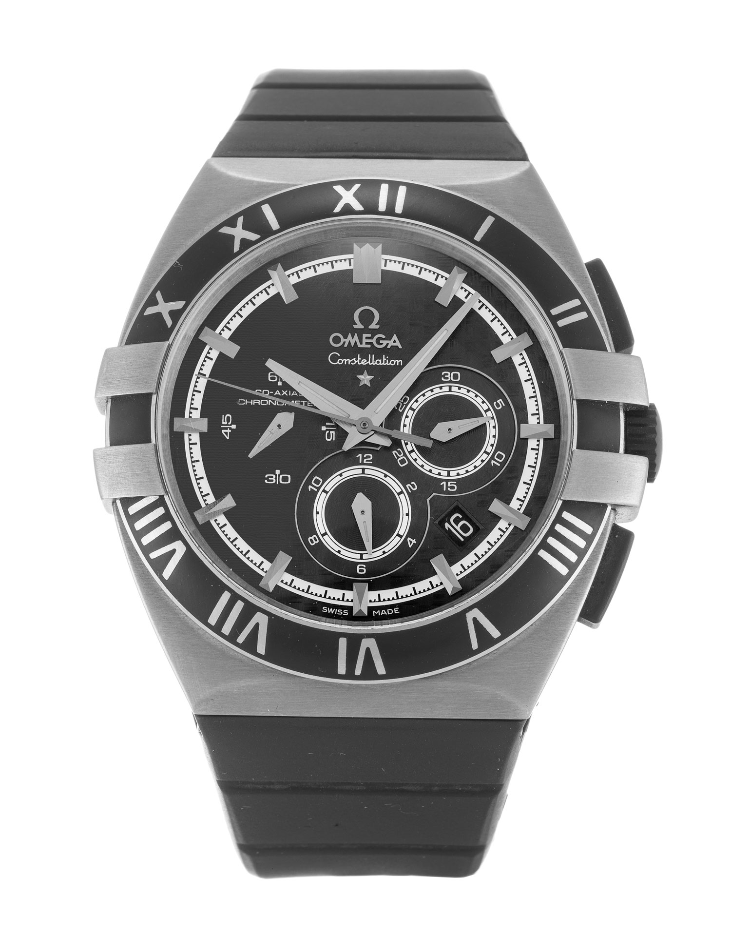 Omega Constellation Double… 121.92.41.50.01.001 Mens 41 Mm Titanium Case Automatic Co-axial Movement – iapac.to