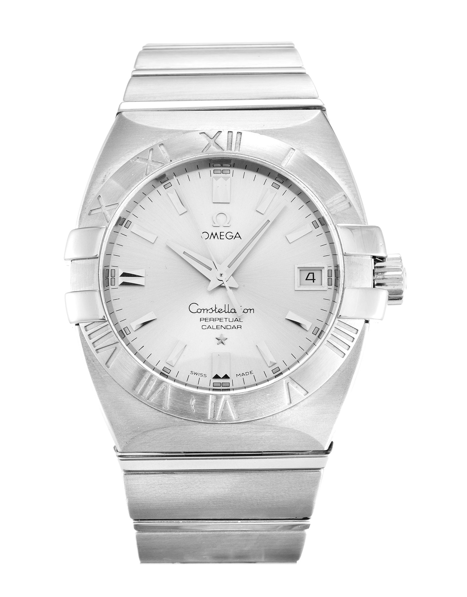 Omega Constellation Double… 1511.30.00 Mens 35 Mm Steel Case Quartz Movement – iapac.to