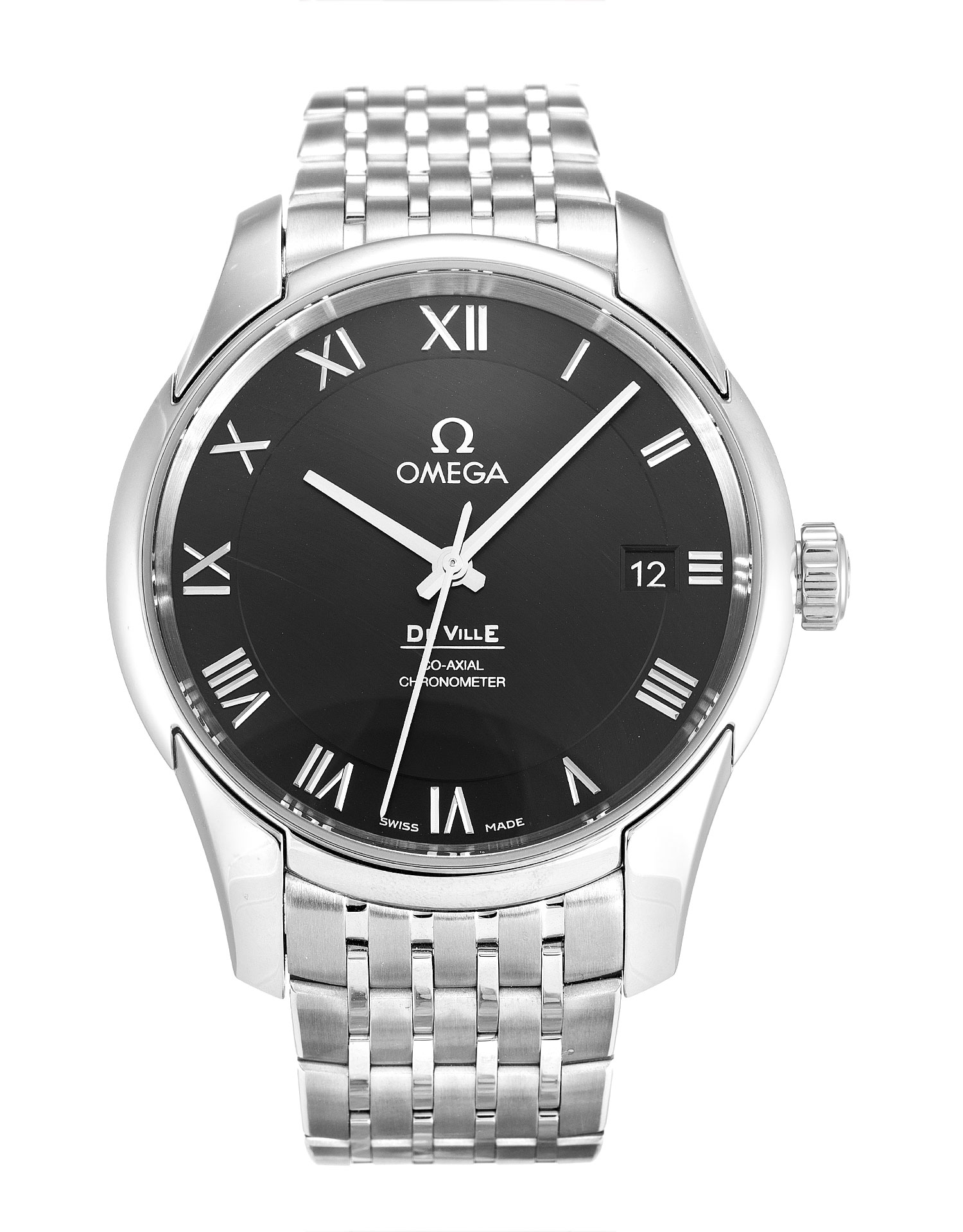 Omega De Ville Co-axial 431.10.41.21.01.001 Mens 41 Mm Steel Case Automatic Co-axial Movement – iapac.to