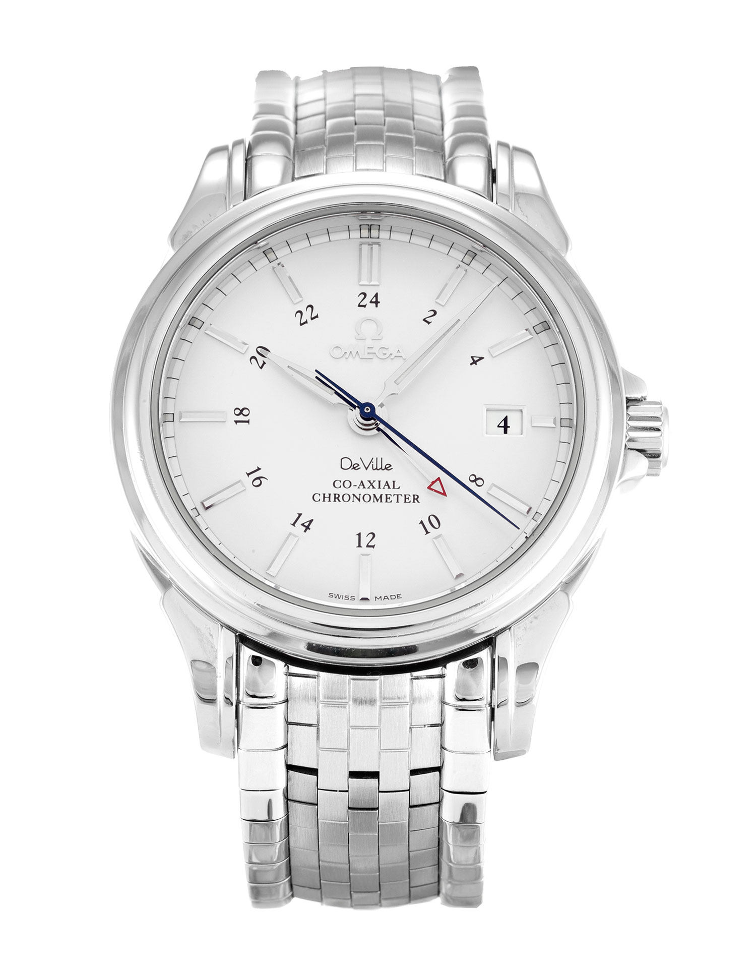 Omega De Ville Co-axial 4533.31.00 Mens 38.7 Mm Steel Case Automatic Co-axial Movement – iapac.to