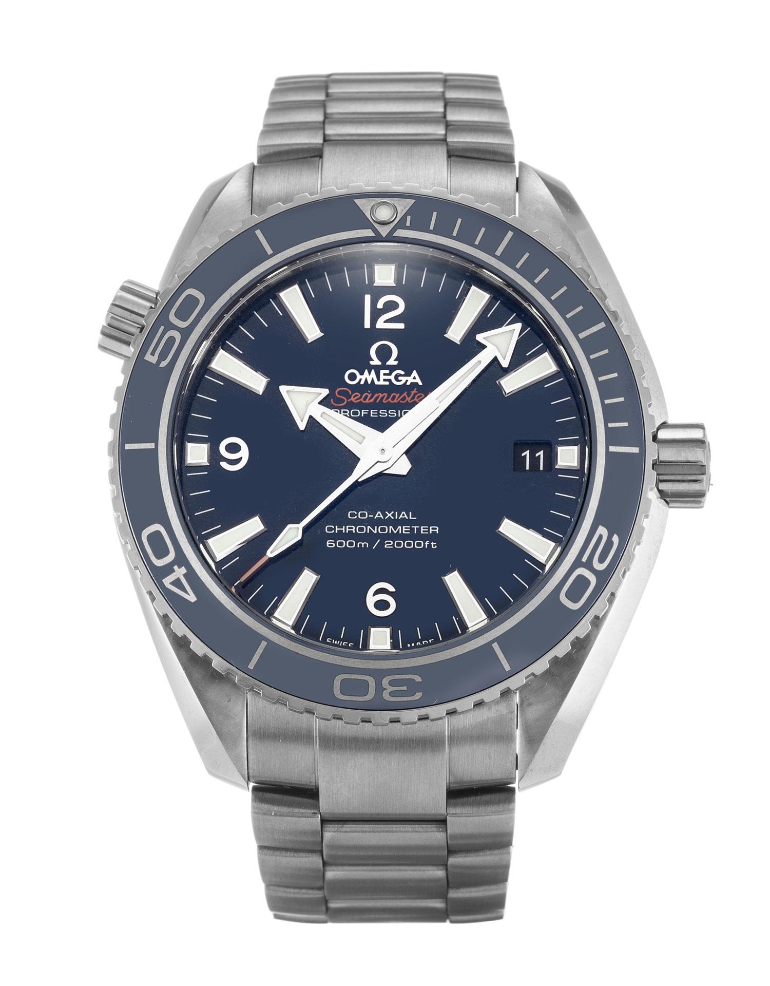 Omega Planet Ocean 232.90.42.21.03.001 Mens 42 Mm Titanium Case Automatic Movement – iapac.to