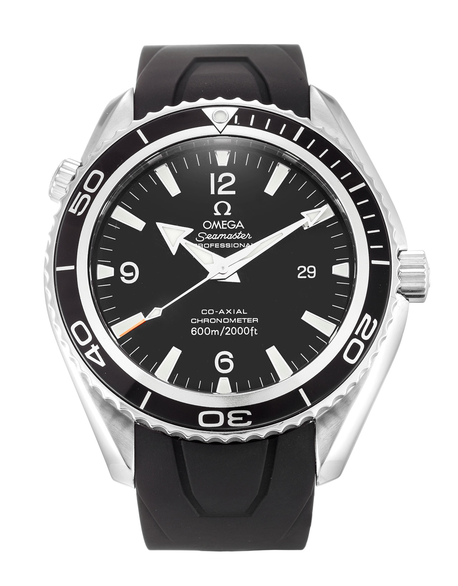Omega Planet Ocean 2900.50.91 Mens 45.5 Mm Steel Case Automatic Movement – iapac.to