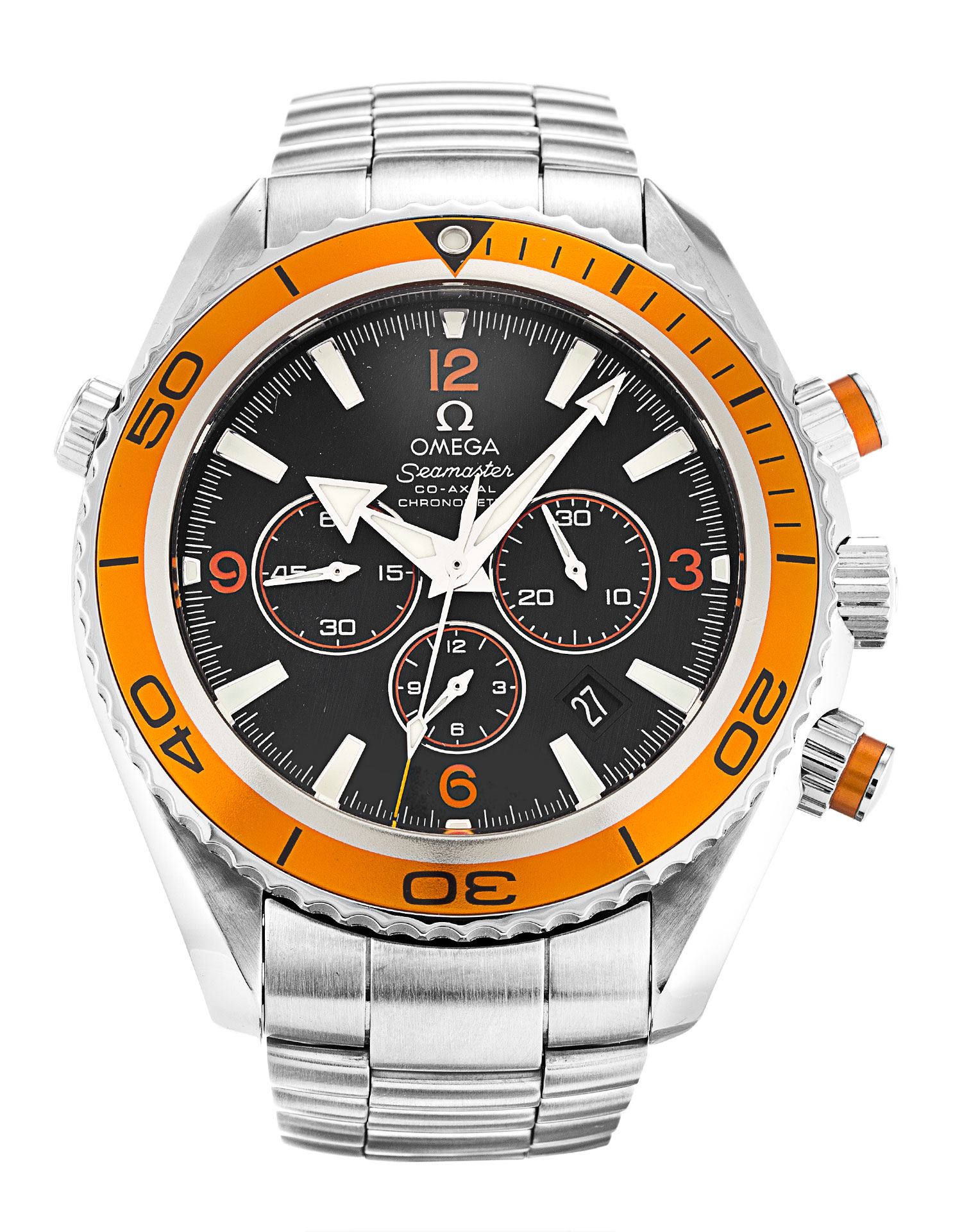 Omega Planet Ocean 2218.50.00 Mens 45.5 Mm Steel Case Automatic Movement – iapac.to