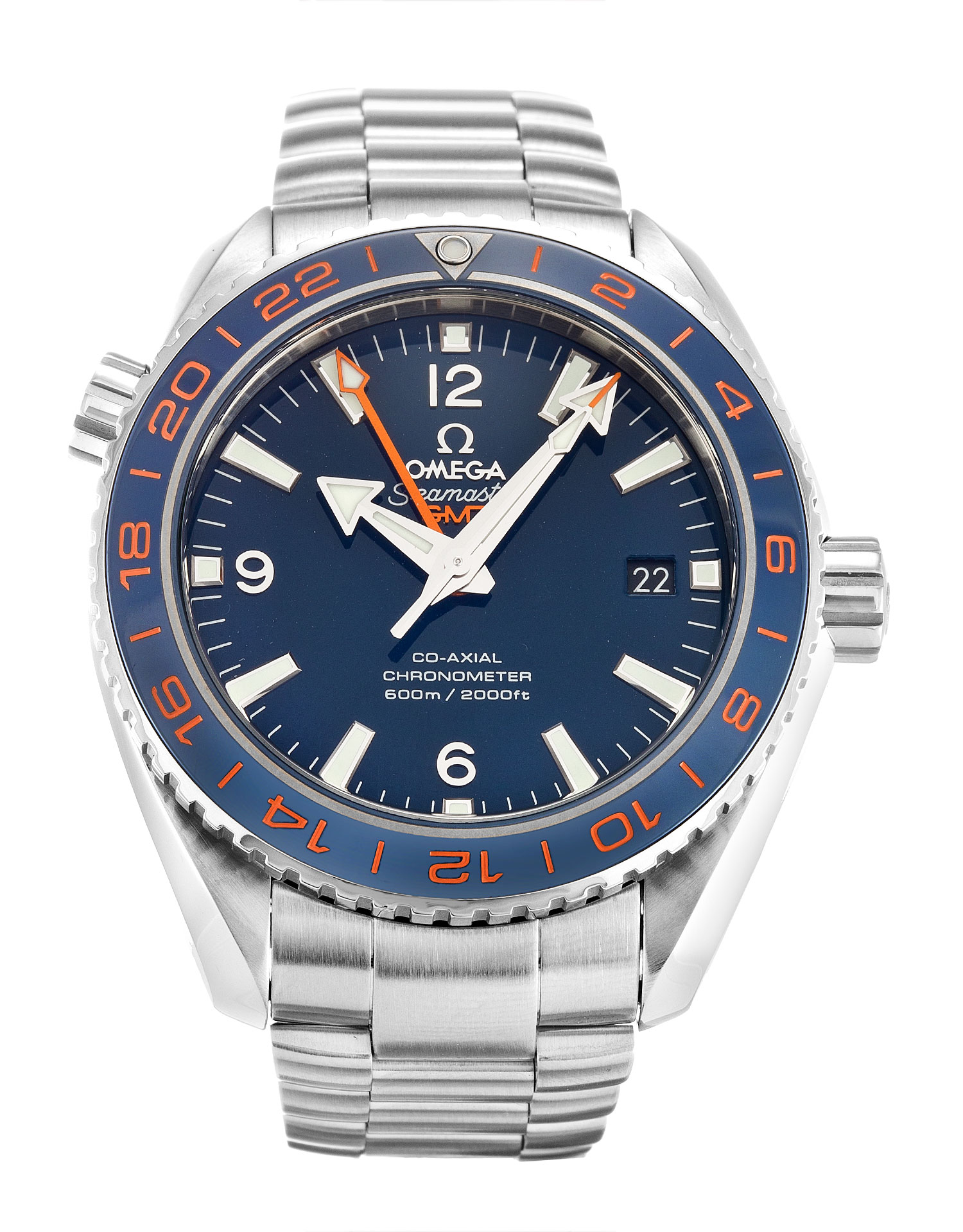 Omega Planet Ocean 232.30.44.22.03.001 Mens 43.5 Mm Steel Case Automatic Movement – iapac.to
