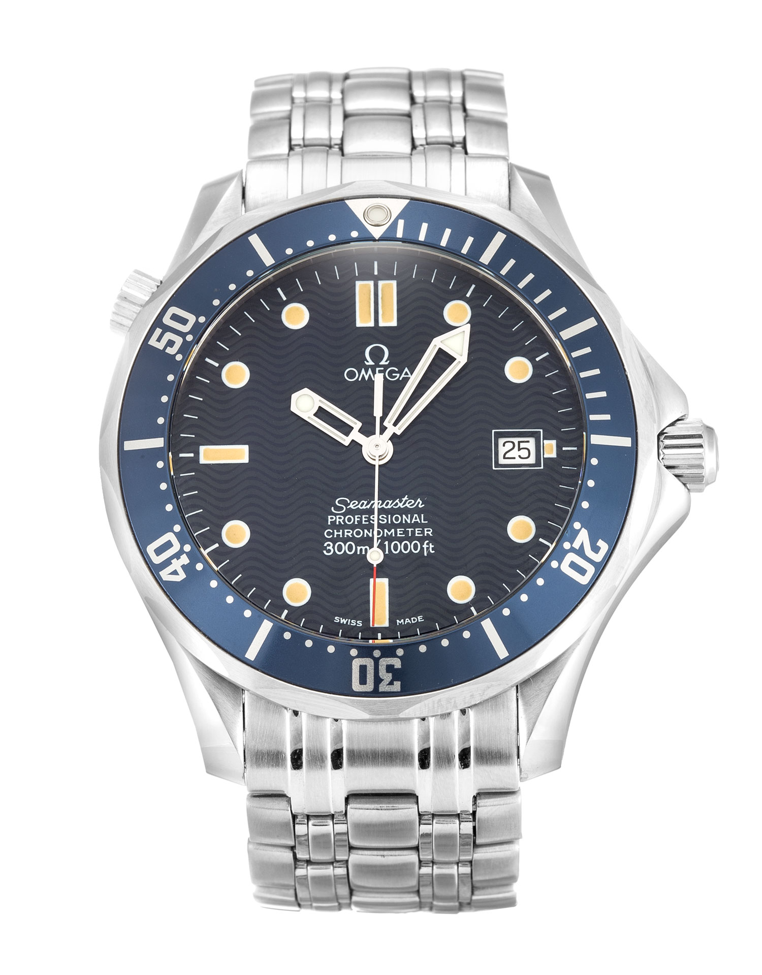 Omega Seamaster 300m 2531.80.00 Mens 41 Mm Steel Case Automatic Movement – iapac.to