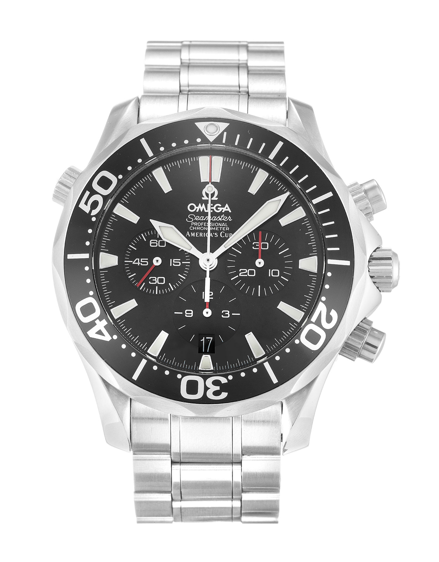 Omega Seamaster Americas Cup 2594.50.00 Mens 41.5 Mm Steel Case Automatic Movement – iapac.to