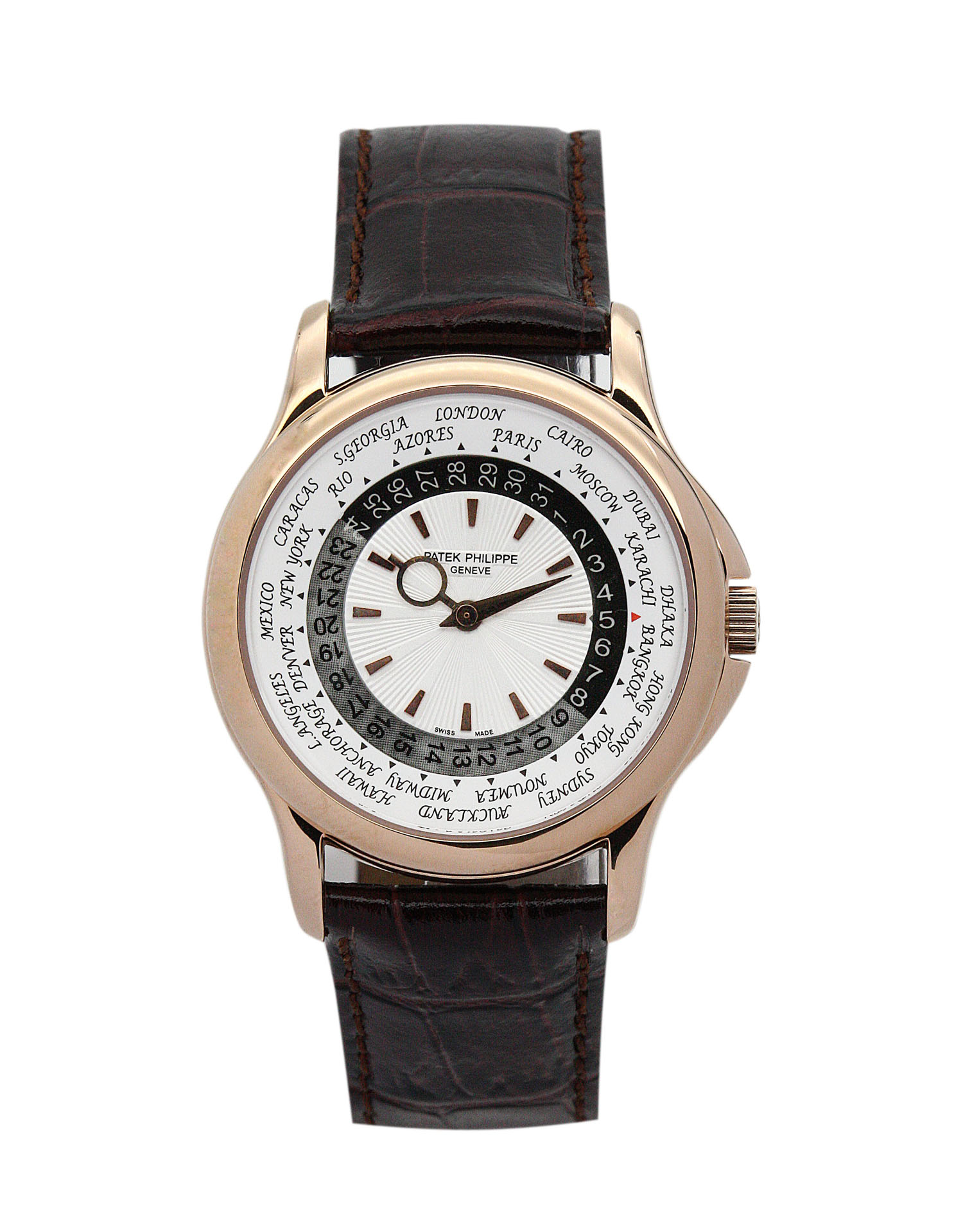 Patek Philippe Complicated 5130j Mens 39 Mm Rose Gold Case Automatic Movement – iapac.to