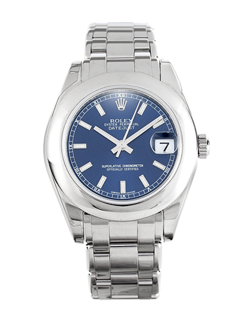 Rolex Datejust Special Edition 81209 Unisex 31 Mm White Gold Case Automatic Movement – iapac.to