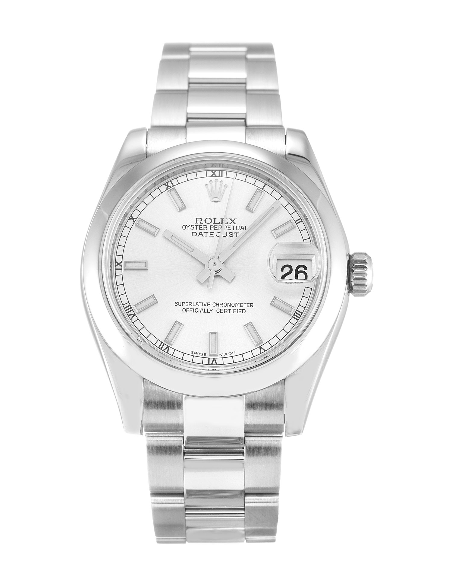 Rolex Datejust Lady 178240 Ladies 30 Mm Steel Case Automatic Movement – iapac.to