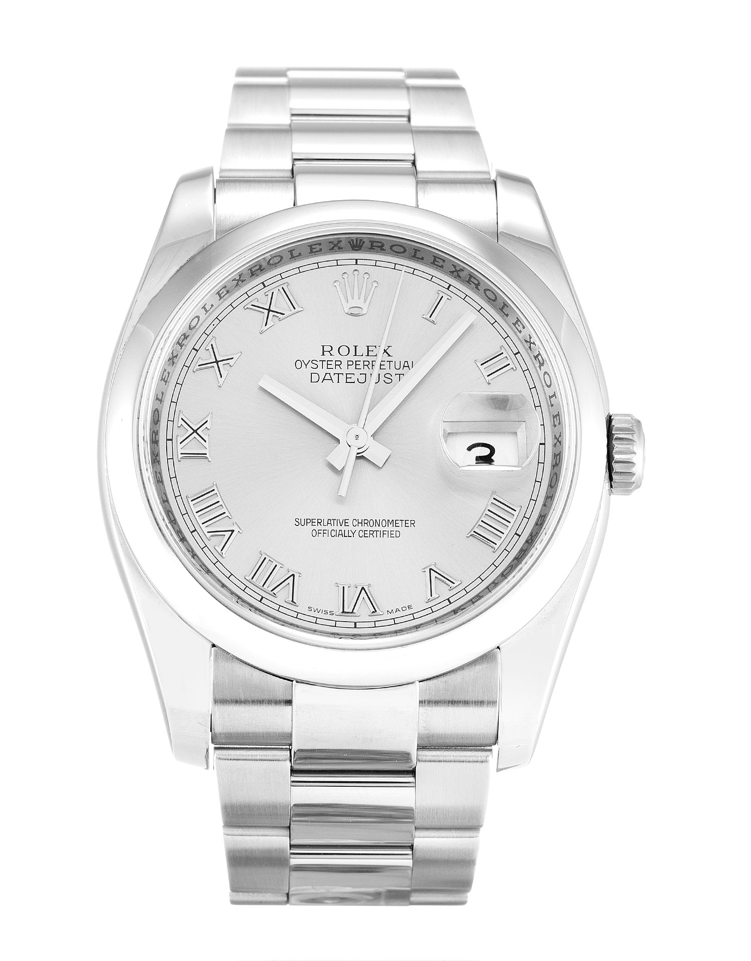 Rolex Datejust 116200 Mens 36 Mm Steel Case Automatic Movement – iapac.to