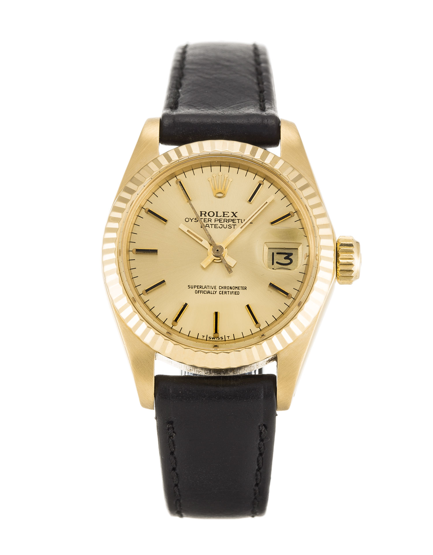 Rolex Datejust Lady 6917 Ladies 26 Mm Steel & Yellow Gold Case Automatic Movement – iapac.to