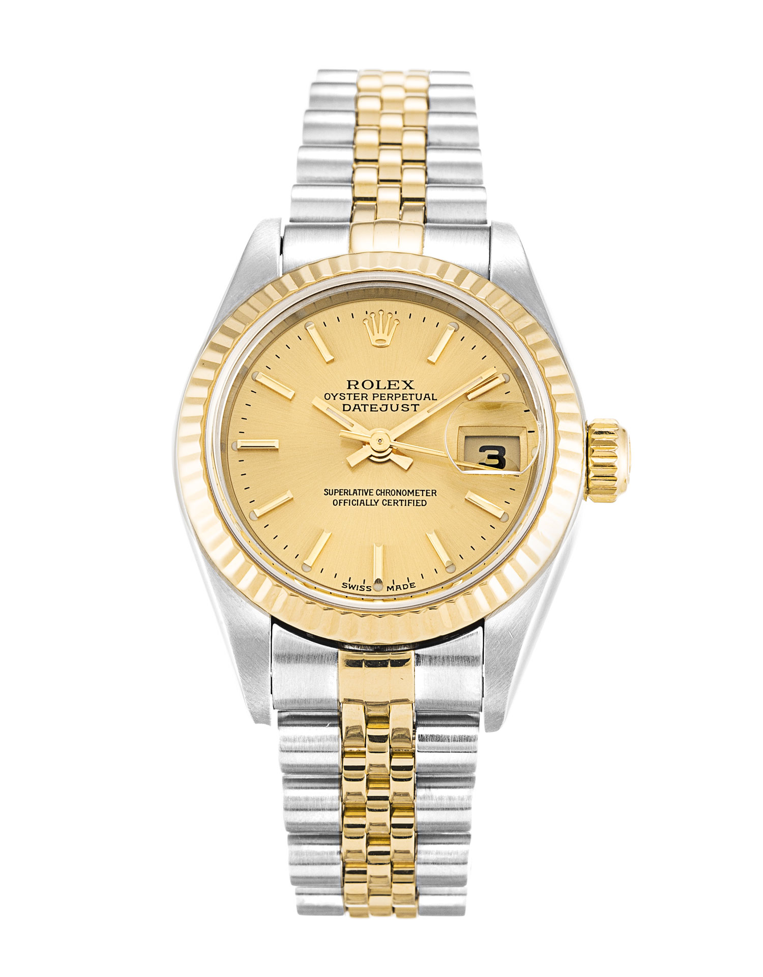 Rolex Datejust Lady 79173 Ladies 26 Mm Steel & Yellow Gold Case Automatic Movement – iapac.to
