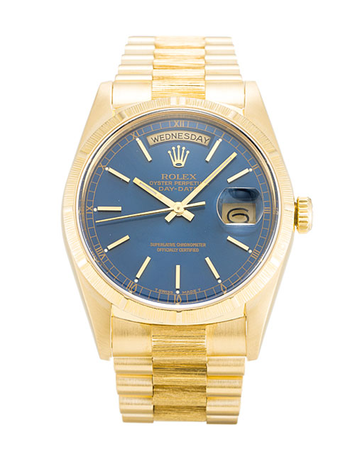 Rolex Day-date 18248 Mens 36 Mm Yellow Gold Case Automatic Movement – iapac.to