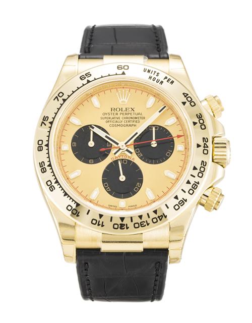 Rolex Daytona 116518 Mens 40 Mm Yellow Gold Case Automatic Movement – iapac.to
