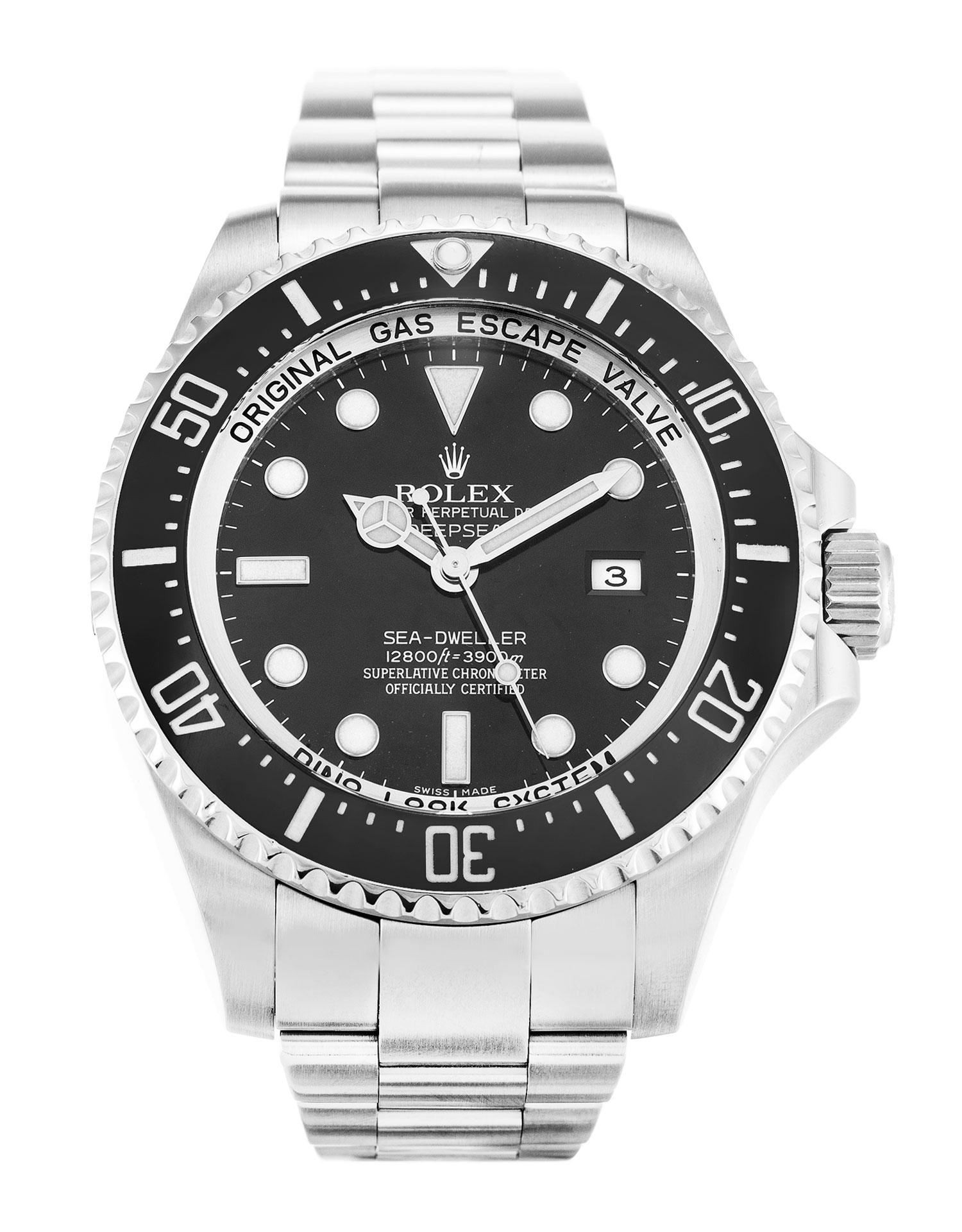 Rolex Deepsea 116660 Mens 44 Mm Steel Case Automatic Movement – iapac.to