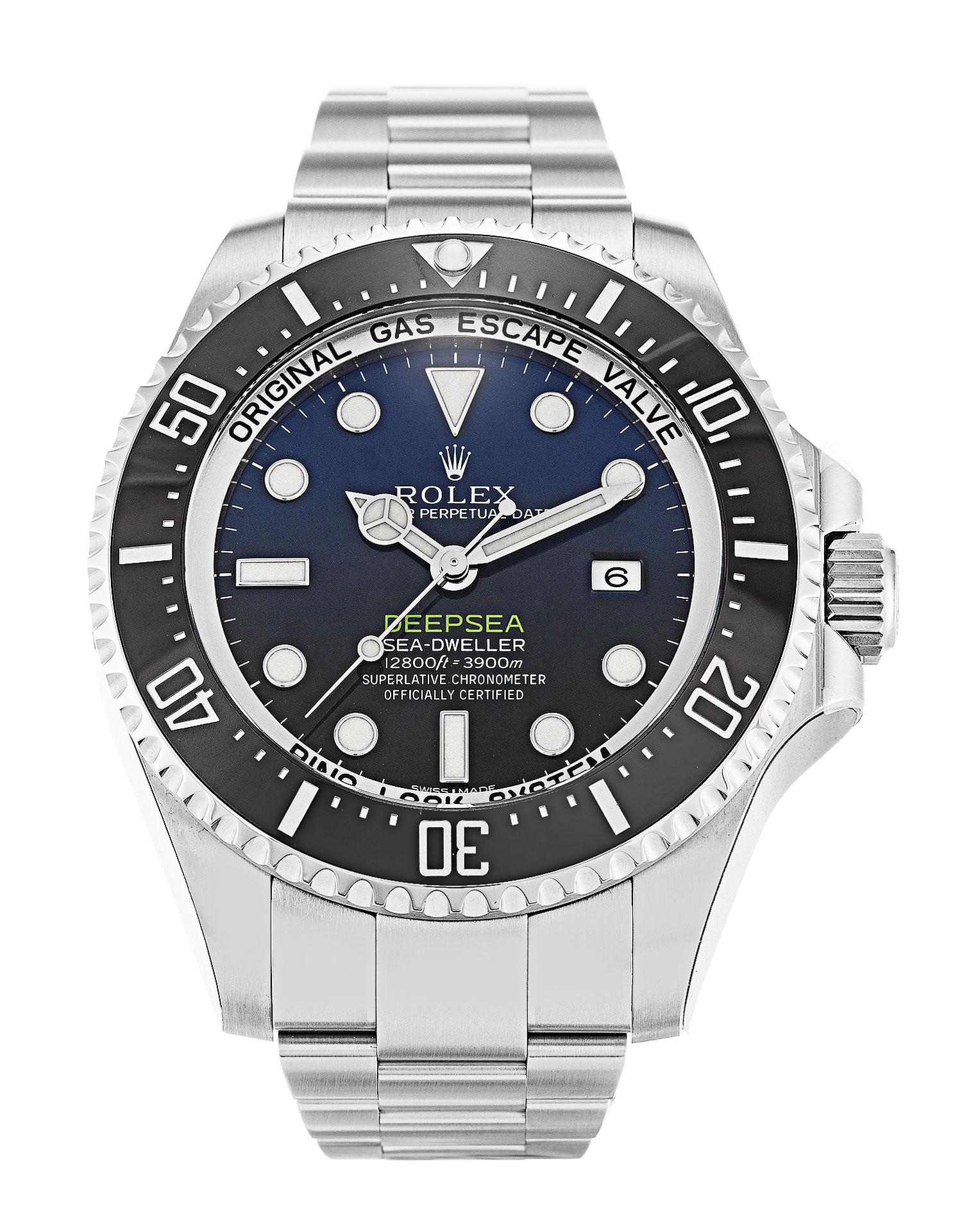 Rolex Deepsea 116660 – D-blue Mens 44 Mm Steel Case Automatic Movement – iapac.to
