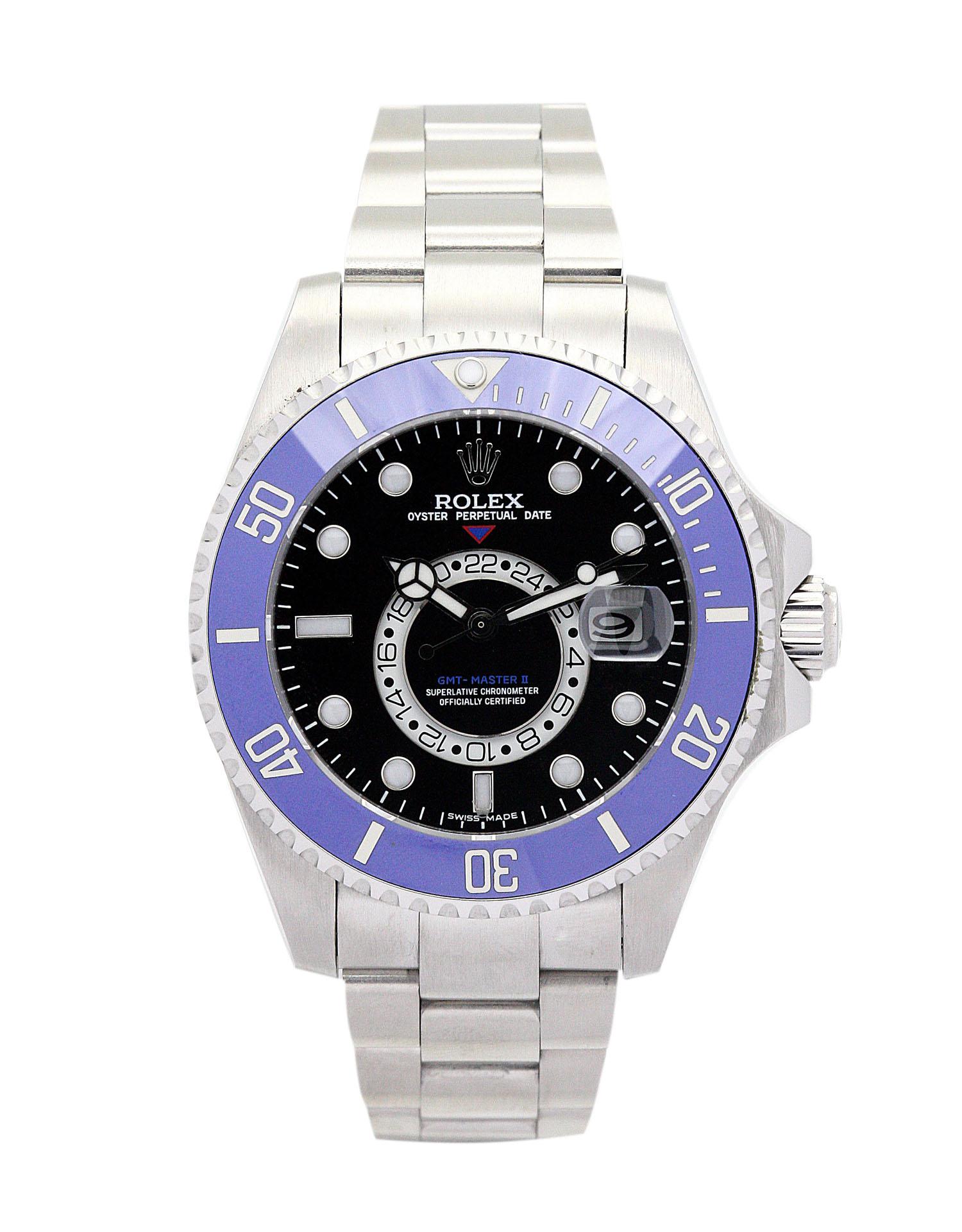 Rolex Gmt Master 16720 Men 40 Blue Steel Case Automatic Movement – iapac.to