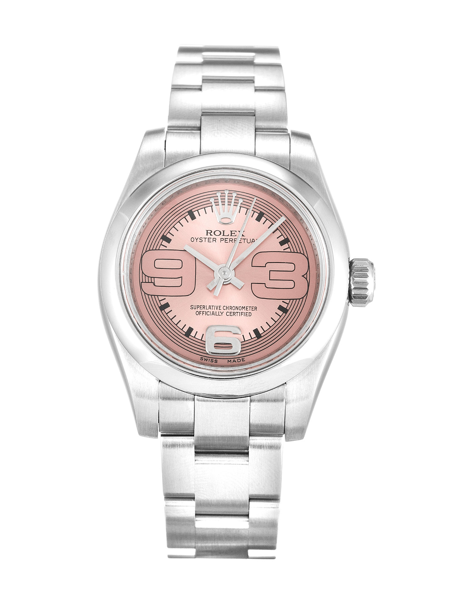 Rolex Lady Oyster Perpetual 176200 Ladies 26 Mm Steel Case Automatic Movement – iapac.to