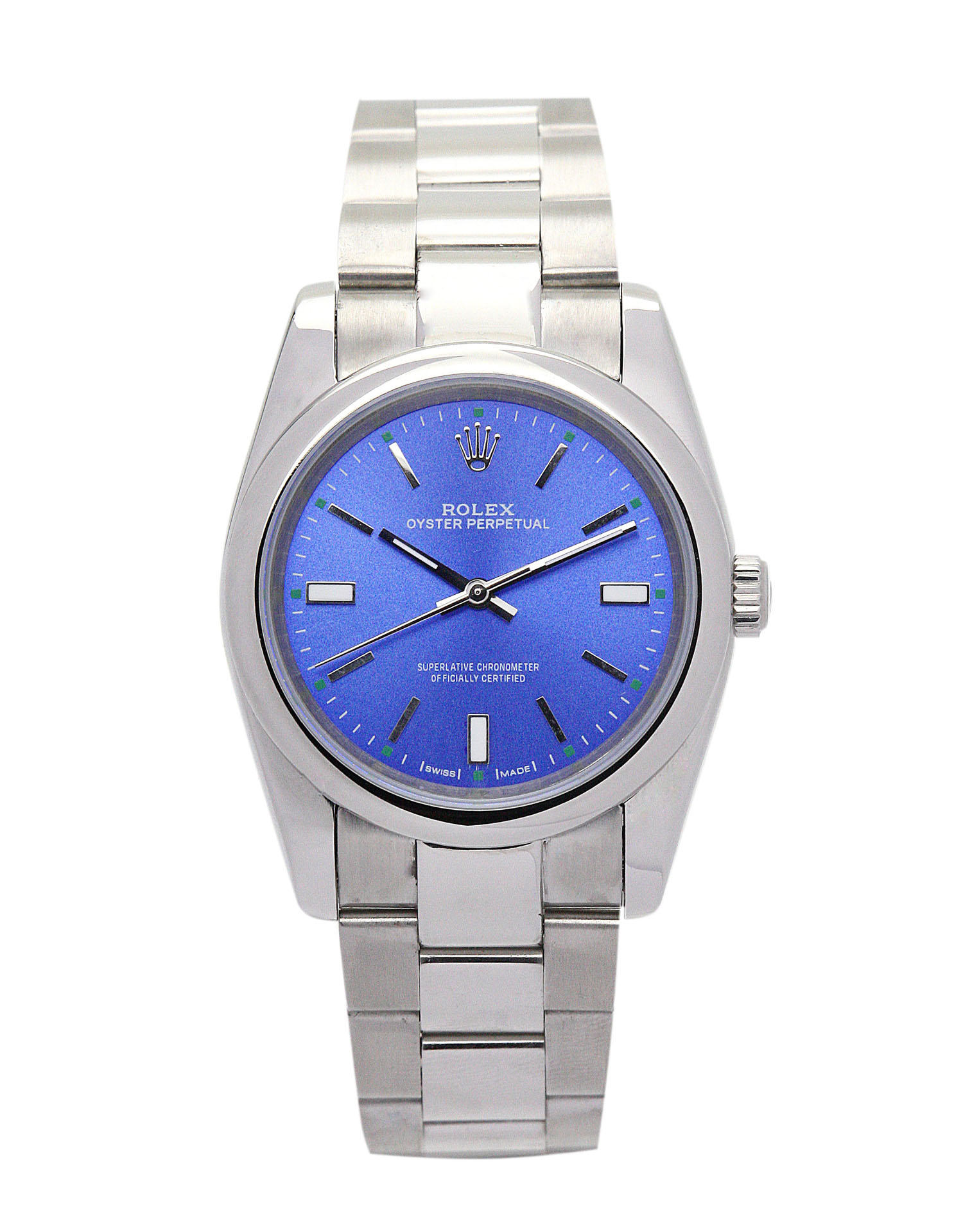 Rolex Lady Oyster Perpetual 177200 Ladies 31 Mm Steel Case Automatic Movement – iapac.to