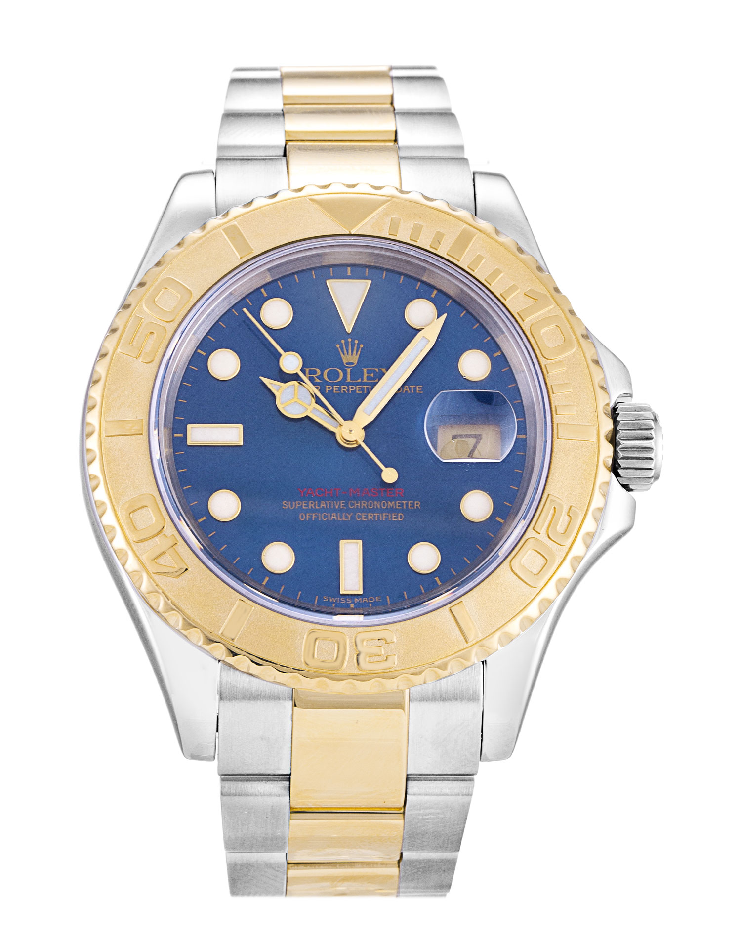 Rolex Yacht-master 16623 Mens 40 Mm Steel & Yellow Gold Case Automatic Movement – iapac.to