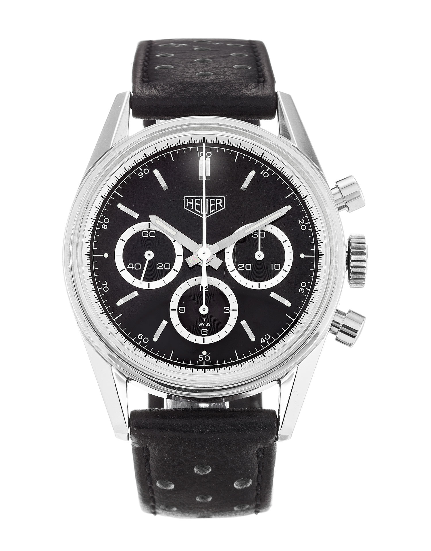 Tag Heuer Carrera Cs3113 Mens 37 Mm Steel Case Manual Movement – iapac.to