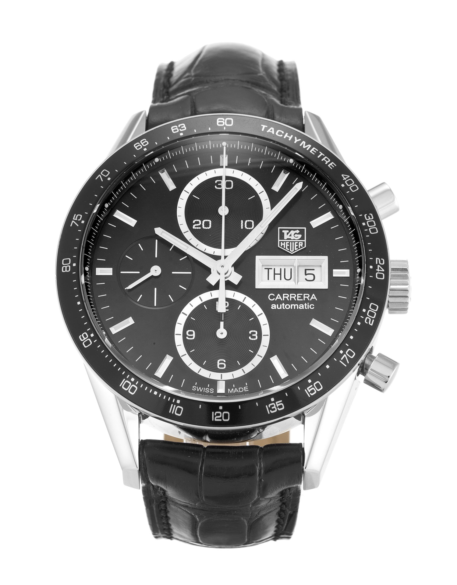 Tag Heuer Carrera Cv201ag.Fc6266 Mens 41 Mm Steel Case Automatic Movement – iapac.to