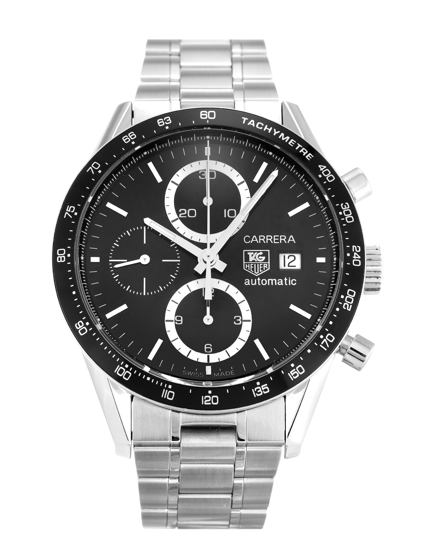 Tag Heuer Carrera Cv2010.Ba0786 Mens 41 Mm Steel Case Automatic Movement – iapac.to