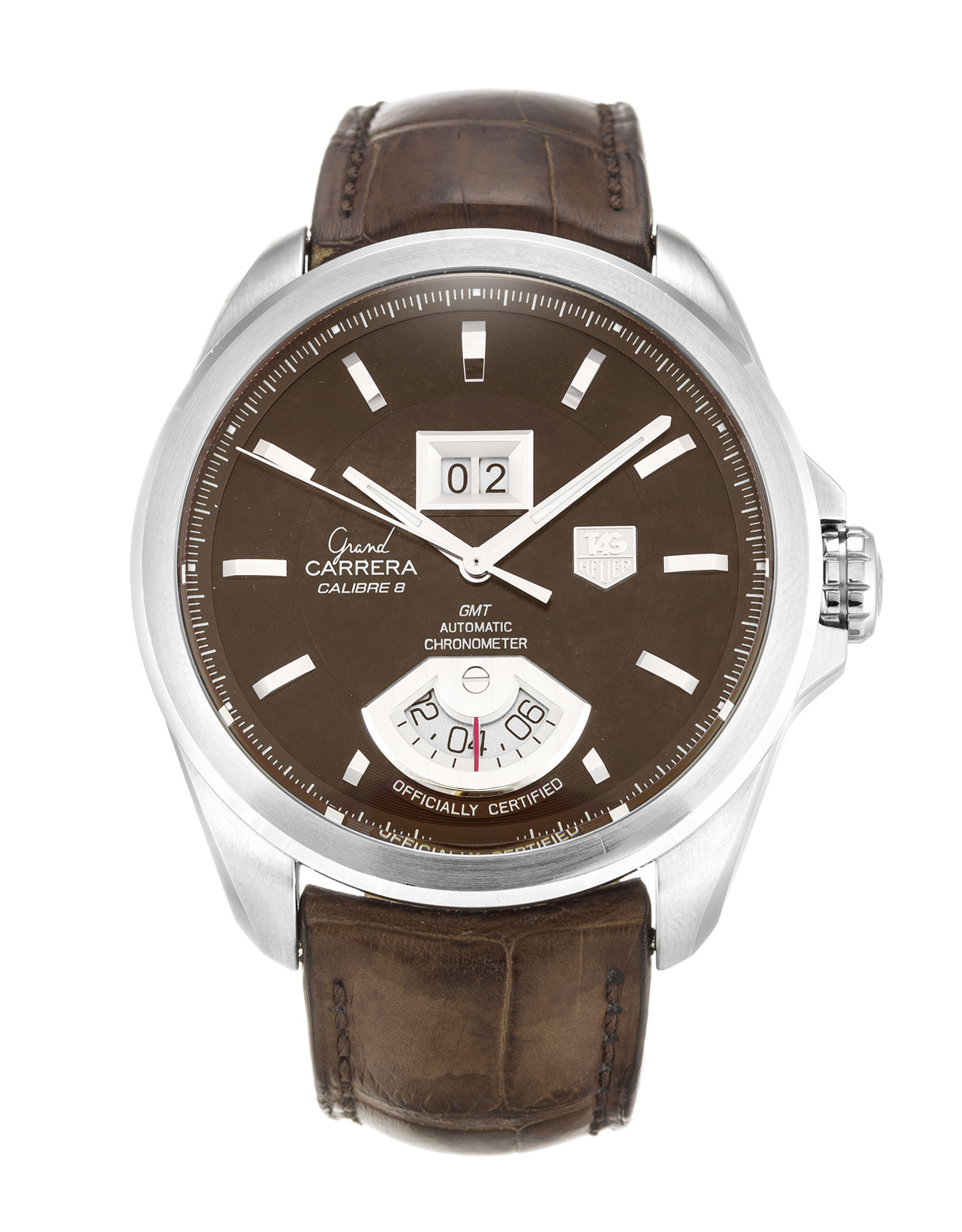 Tag Heuer Grand Carrera Wav5113.Fc6225 Mens 42 Mm Steel Case Automatic Movement – iapac.to
